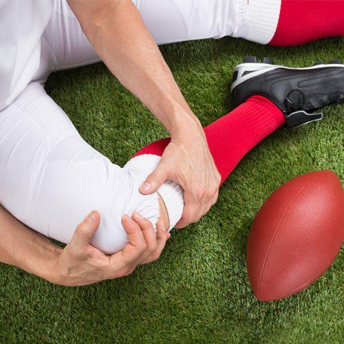 Chiropractic Olympia WA Football Injury